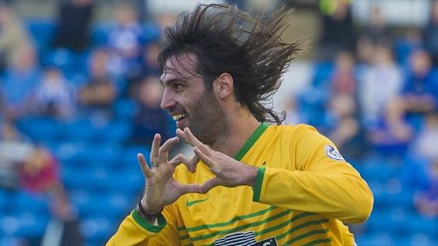 Celtic are hoping to tie Georgios Samaras down with a new deal