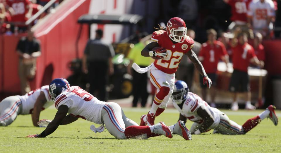 Chiefs still unbeaten as they begin Week 5