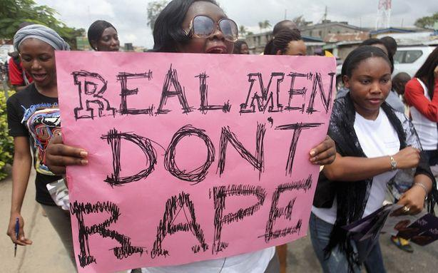 It's Never OK to Say 'Some Girls Rape Easy'