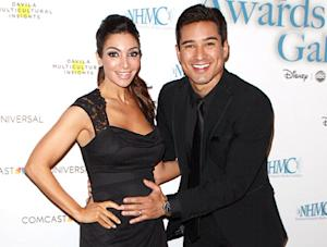 Mario Lopez Hopes Second Child With Wife Courtney Mazza Is a Baby Boy