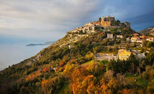 Eze, France (Photo: Samuel Strickler / Dreamstime.com)