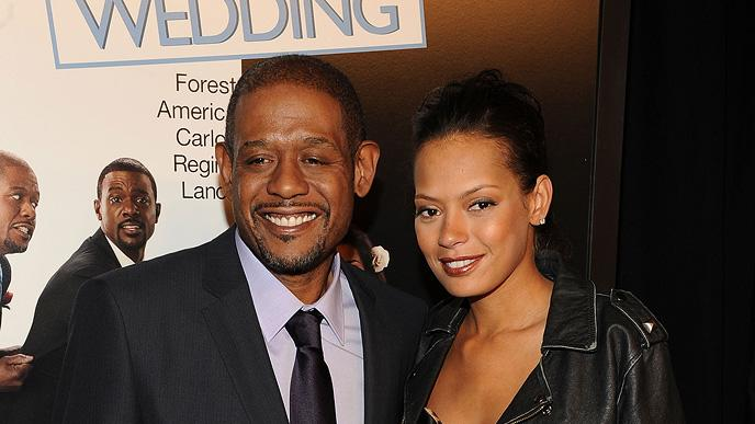 Our Family Wedding NY Premiere 2010 Forest Whitaker