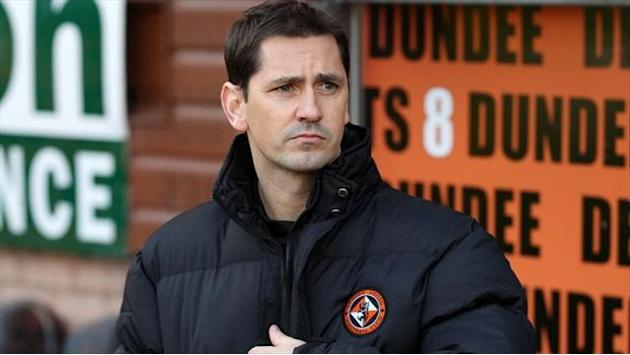 Scottish Football - We never lost heart - McNamara