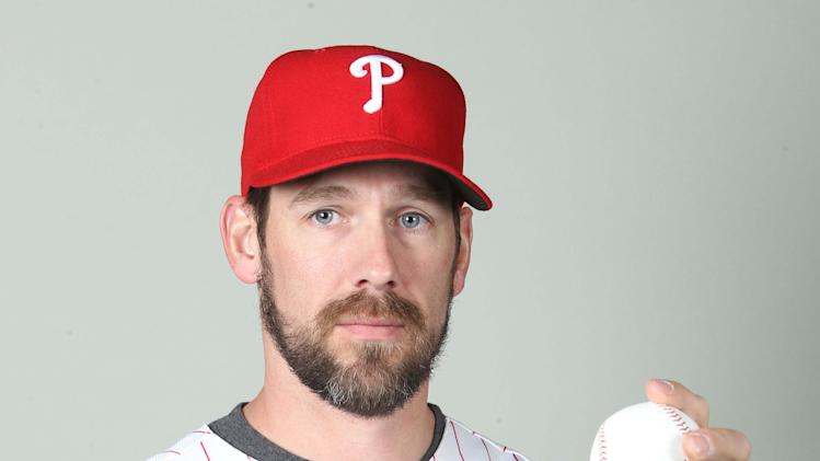 MLB: Philadelphia Phiilies-Photo Day