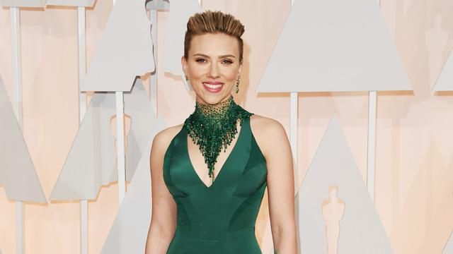Scarlett Johansson Says It Was Hard Being Married to Another Actor