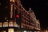 Harrods in London is a favorite of Kate and Pippa.