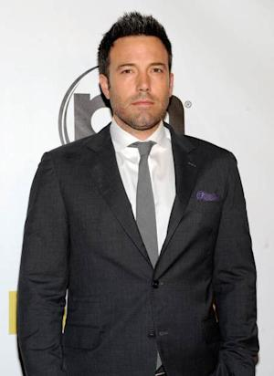 Ben Affleck -- Getty Images