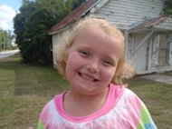 Alana (Honey Boo Boo)from &#39;Here Comes Honey Boo Boo&#39; -- TLC