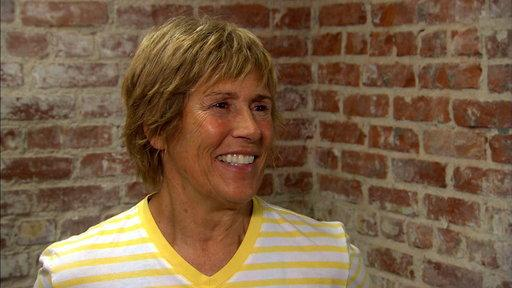 Diana Nyad: Let Me Dance With Cheryl Burke On 'DWTS'!