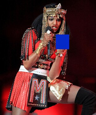 MIA Middle Finger Proves Superbowl Halftime Show Should Be Prerecorded