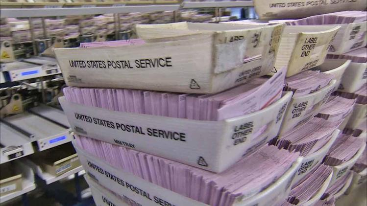 California's uncounted mail-in ballots reach thousands