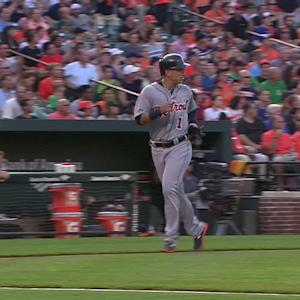 Martinez's two-run double