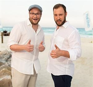 Seth Rogen and Evan Goldberg to 'Sell Out' for Sony (Exclusive)