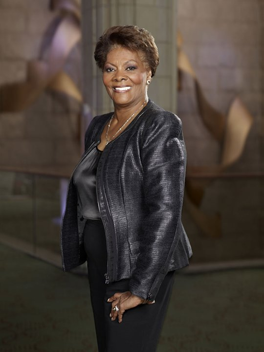 "Dionne Warwick competes in ""The Celebrity Apprentice."""
