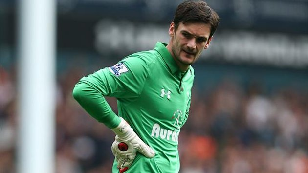 FOOTBALL Premier League Tottenham Hugo Lloris