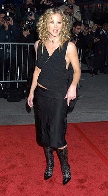 Christina Applegate at the New York premiere of Columbia's The Sweetest Thing