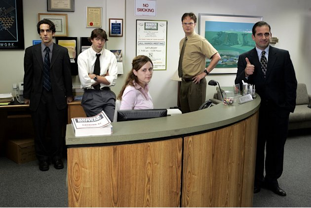 Best Shows of '06-'07: The Office is awkward, painful, yet unforgettable.