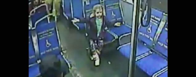 4-year-old rides Philly bus searching for a snack