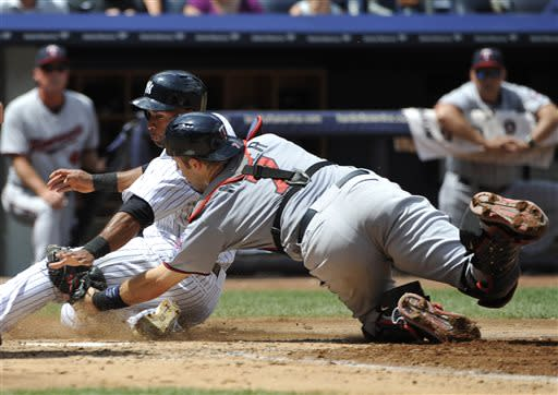 Twins beat Sabathia, sloppy Yankees 10-4
