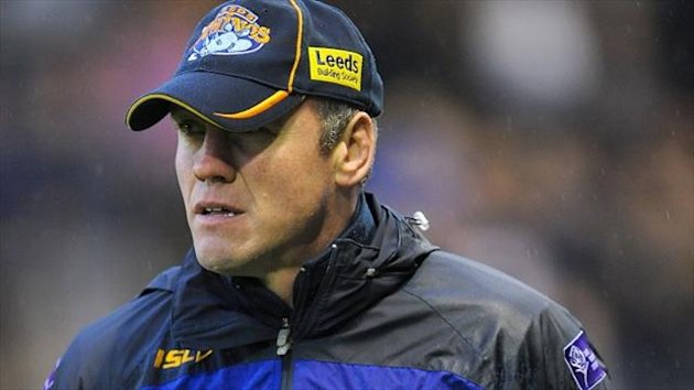 Brian McDermott's Leeds side are unbeaten in their last eight games