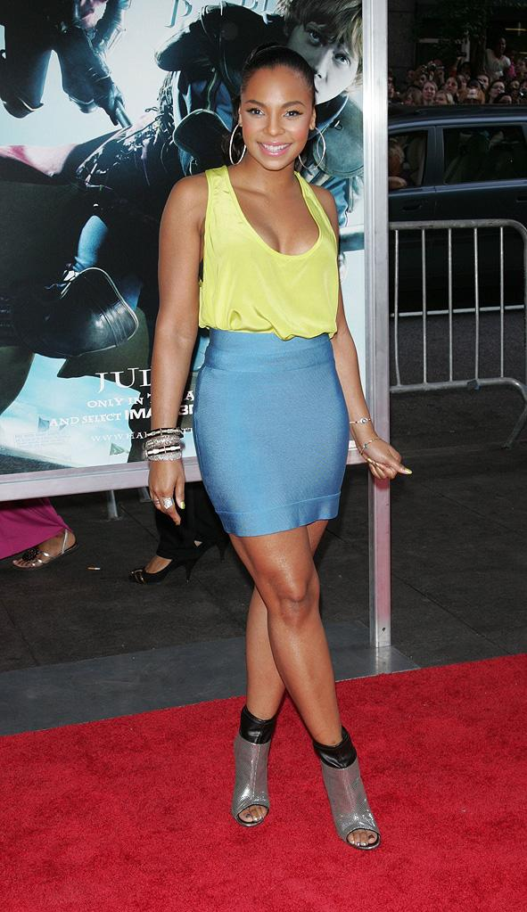 Harry Potter and the Half Blood Prince NY Premiere 2009 Ashanti
