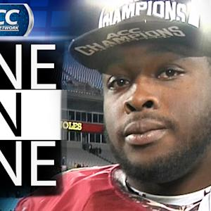 Timmy Jernigan Talks ACC Championship Game