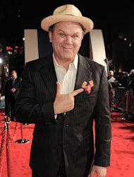 John C Reilly stars in new film Wreck-It Ralph