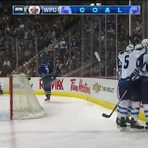 Winnipeg Jets at Vancouver Canucks - 03/24/2015