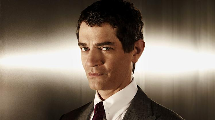 "James Frain as Fleming in ""The Cape."""