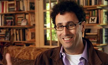 Tony Kushner in Balcony Releasing's Wrestling with Angels