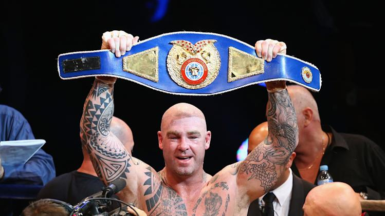 Lucas Browne v James Toney