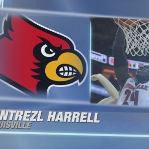 Best of Louisville's Montrezl Harrell vs North Carolina