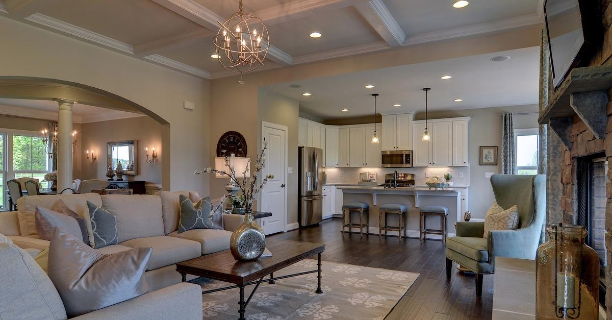 New Ryan Homes at Waterford Landing