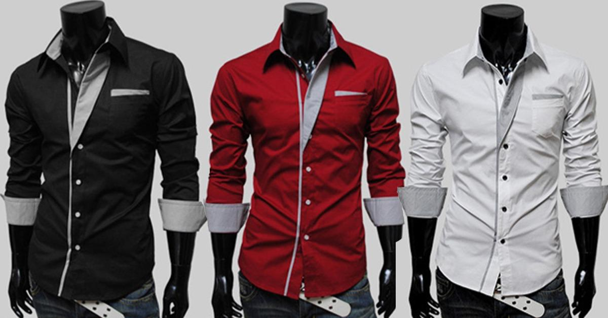 Hot Selling Men's Shirts From $6
