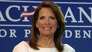 Bachmann Stands Strong Against Raising Debt Ceiling