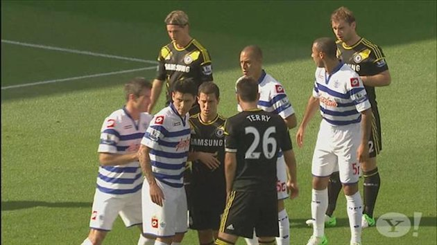 John Terry penalty appeal