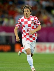 Luka Modric has been linked with Real Madrid