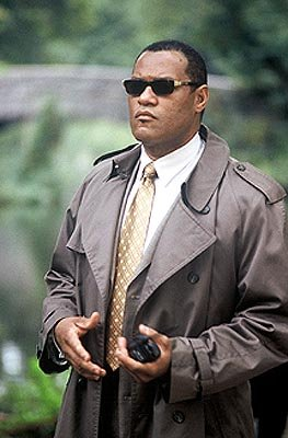 Laurence Fishburne in Warner Bros. Mystic River