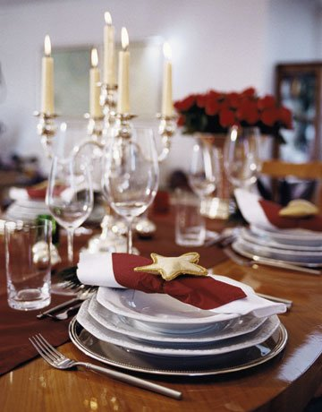 Don't Use Disposable Silverware for Holiday Dinners
