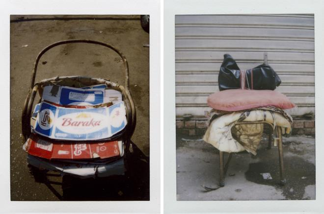 Artistry: Capturing Cairo's 'Open-Air Chair Museum' in 1,001 Polaroids