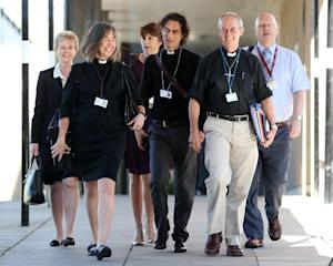 The Archbishop of Canterbury, Justin Welby, second…