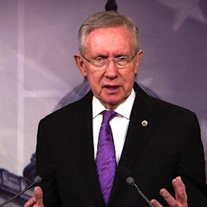 Reid blames lack of congressional productivity on GOP