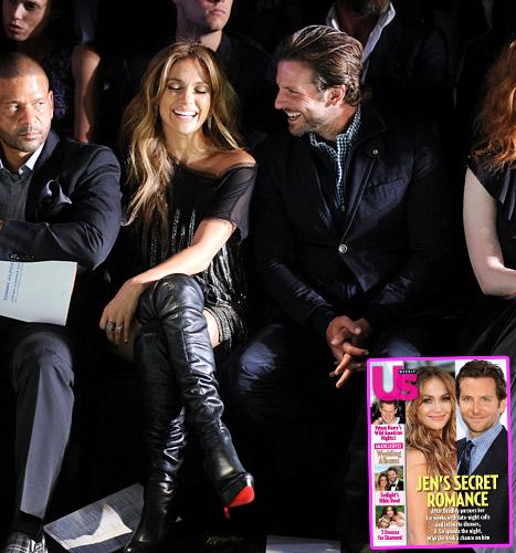 How Bradley Cooper Wooed Jennifer Lopez With Secret Trip