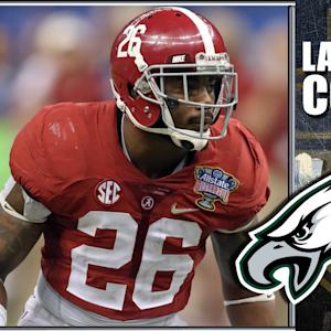 120 NFL Mock Draft: Philadelphia Eagles Select Landon Collins