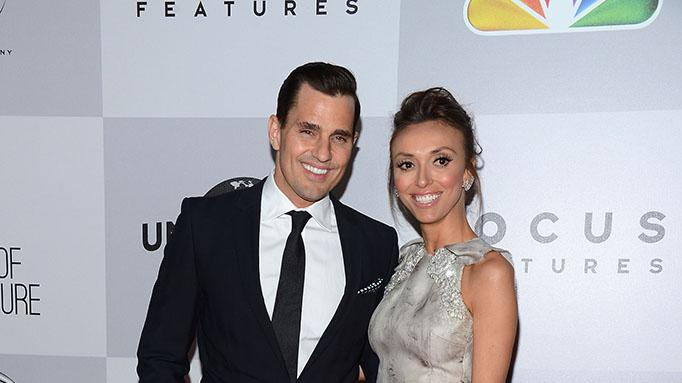NBC Universal's 70th Golden Globes After Party - Arrivals: Bill Rancic and Giuliana Rancic