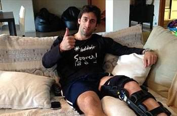 Milito injury will unite Inter squad, says Moratti