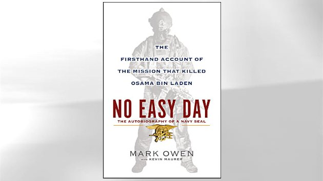 Pentagon: SEAL's Bin Laden Book Reveals Classified Intel (ABC News)