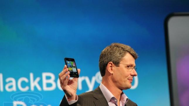Even with BlackBerry 10, RIM is still dead