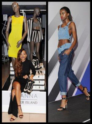 It Takes Two: Rihanna's River Island Clothing Collaboration Officially Launches