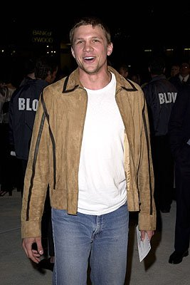 Premiere: Marc Blucas at the Hollywood premiere of New Line's Blow - 3/29/2001